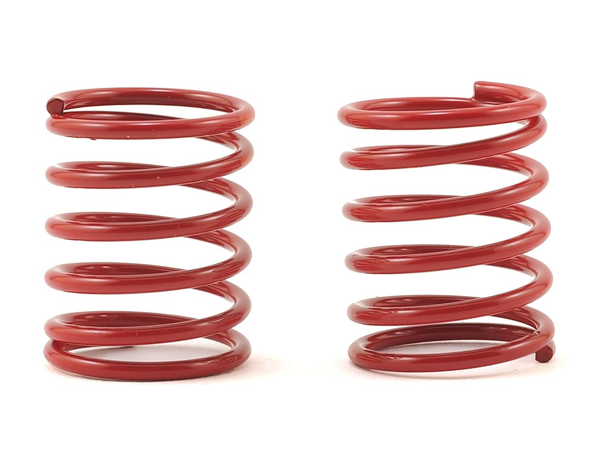 Traxxas 4-Tec 2.0 Shock Spring (Red) (2) (3.325 Rate, Orange Stripe)