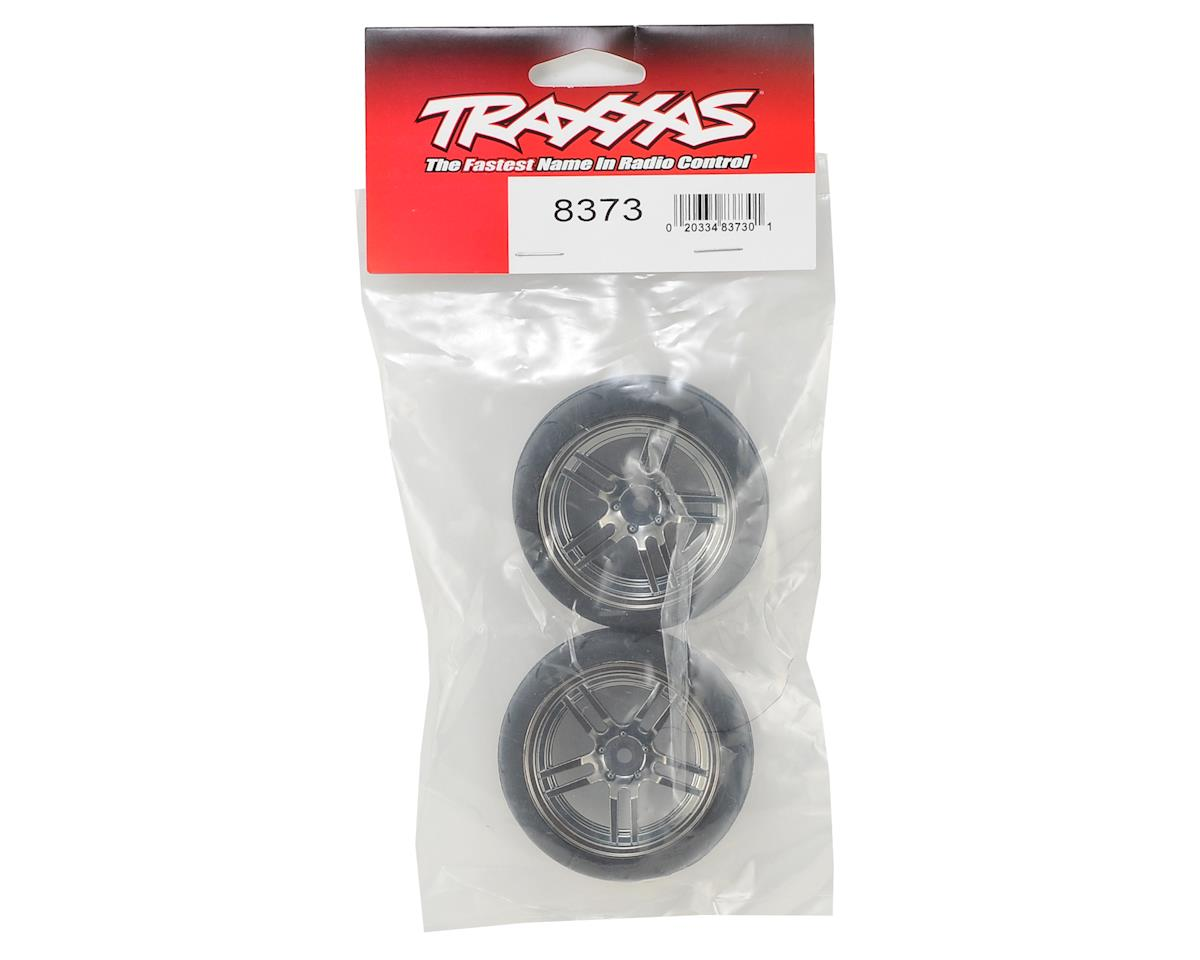 "Traxxas 4-Tec 2.0 1.9"" Response Front Pre-Assembled Tires"
