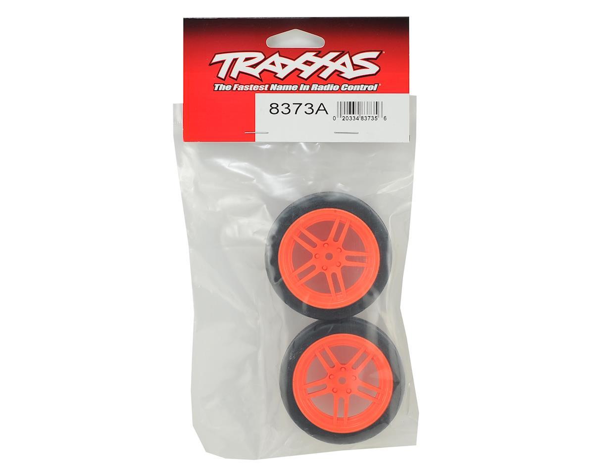 "Traxxas 4-Tec 2.0 1.9"" Response Front Pre-Assembled Tires"