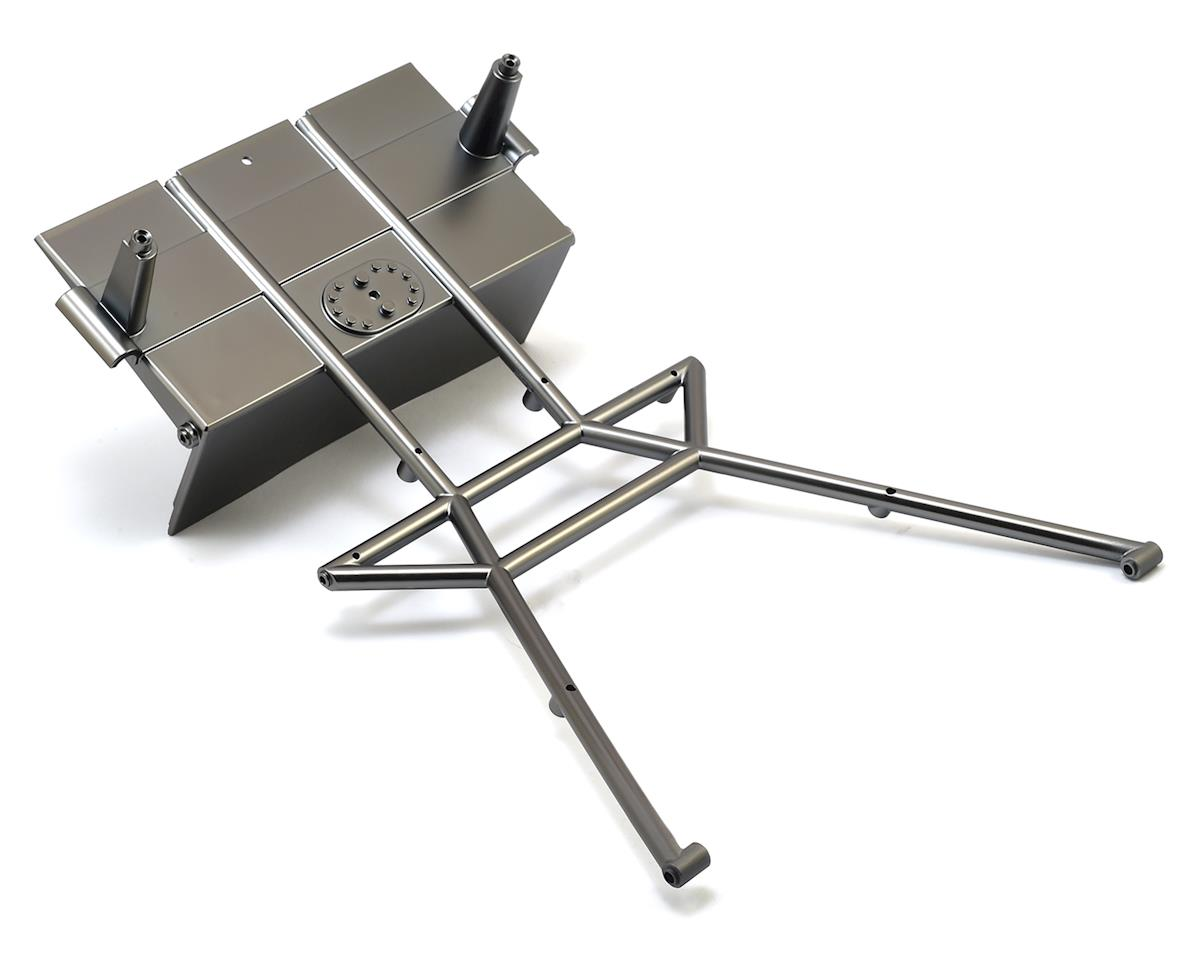 Traxxas Unlimited Desert Racer Tube Chassis Rear Center Section (Satin Black)
