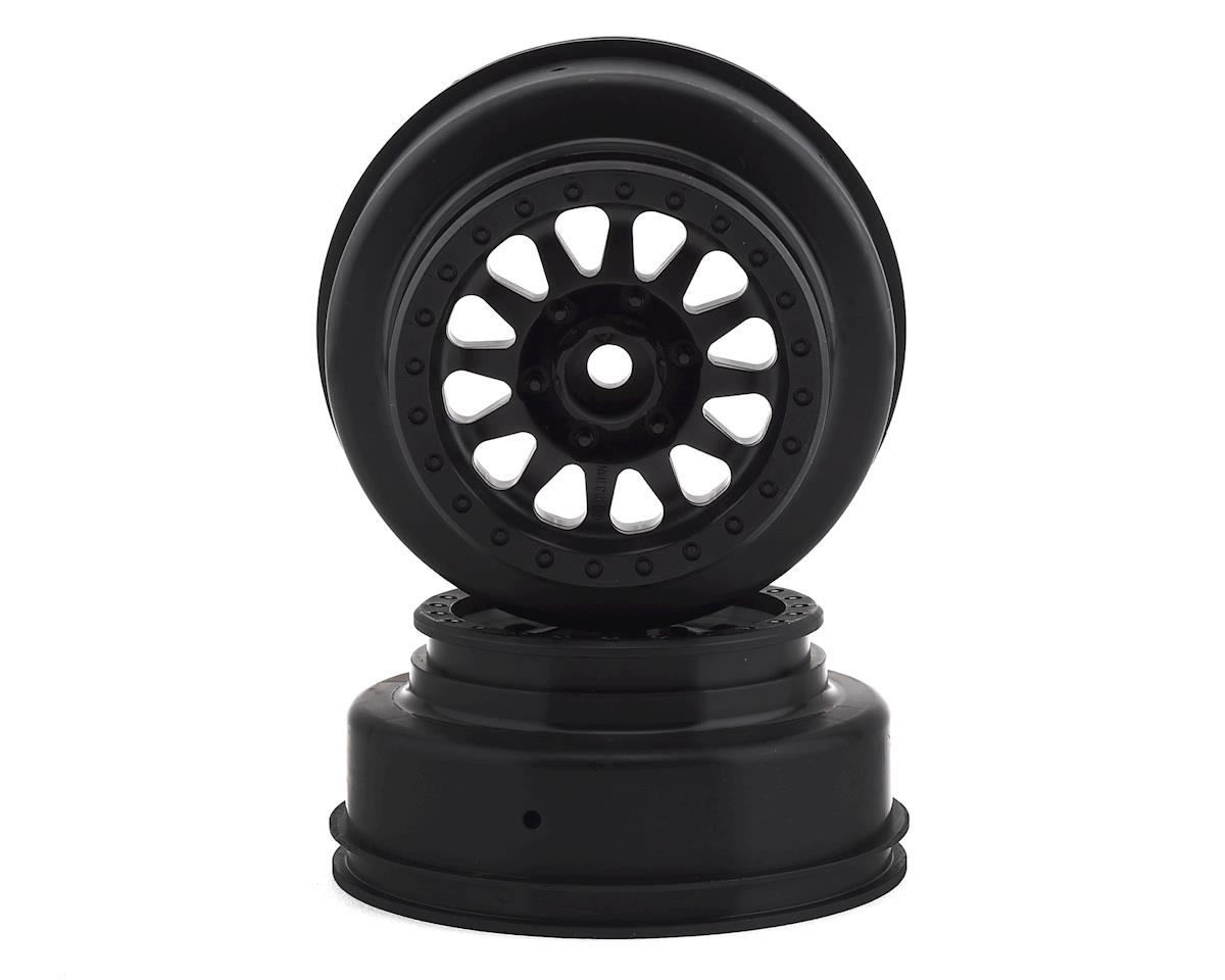 Traxxas Unlimited Desert Racer Method Racing Beadlock Wheels (Black) (2)