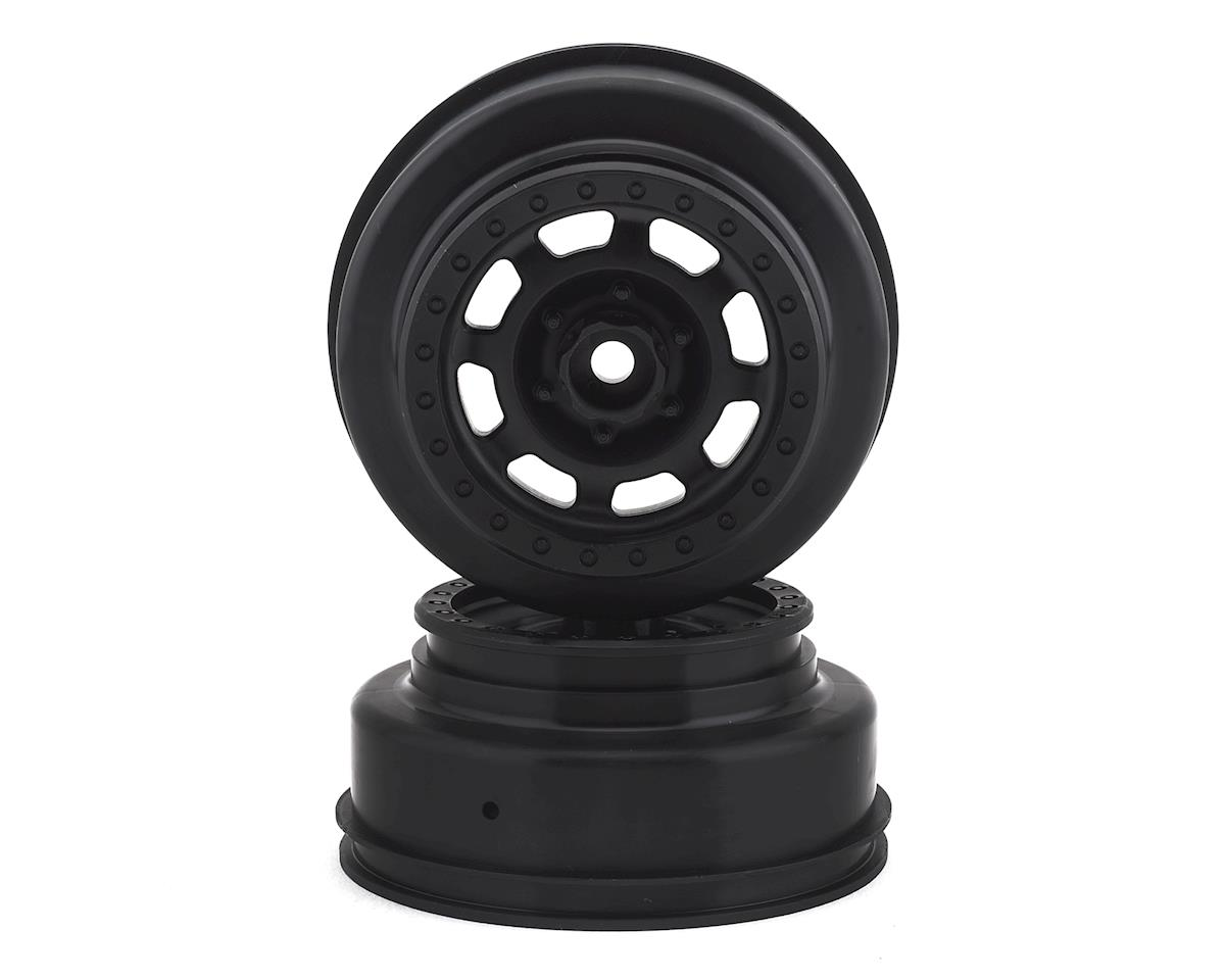 Traxxas Unlimited Desert Racer Wheels (Black) (2)