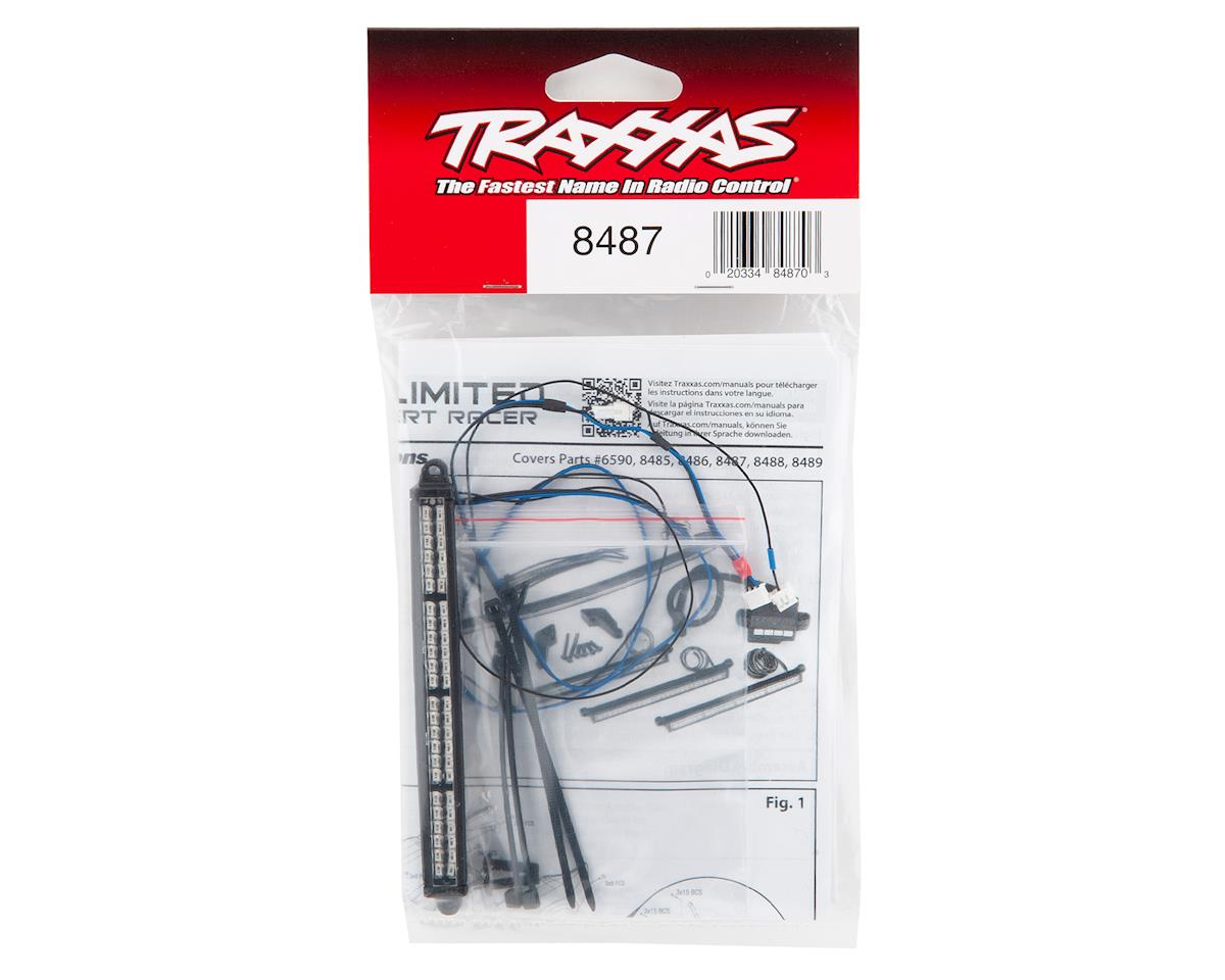 Traxxas Unlimited Desert Racer Rear LED Light Bar