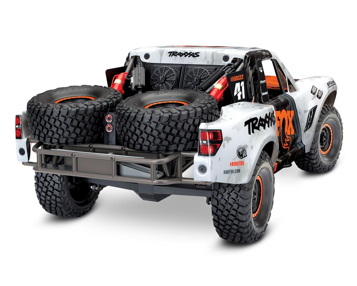 Traxxas Unlimited Desert Racer UDR 6S RTR 4WD Electric Race Truck (Fox  Racing) w/TQi 2 4GHz Radio
