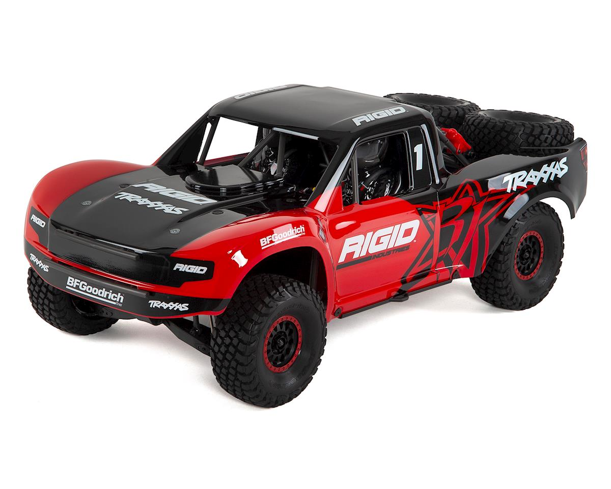 Traxxas Unlimited Desert Racer 6S RTR 4WD Electric Race Truck (Rigid Industries)