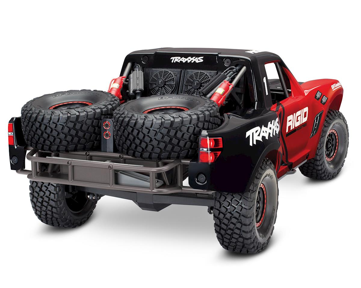 Traxxas Unlimited Desert Racer 6S 4WD Electric Race Truck (Rigid Industries)