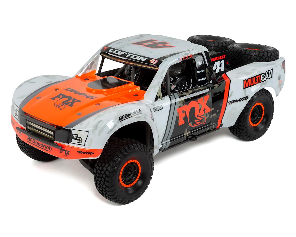 Traxxas Unlimited Desert Racer UDR 6S RTR 4WD Race Truck (Fox) | alsopurchased