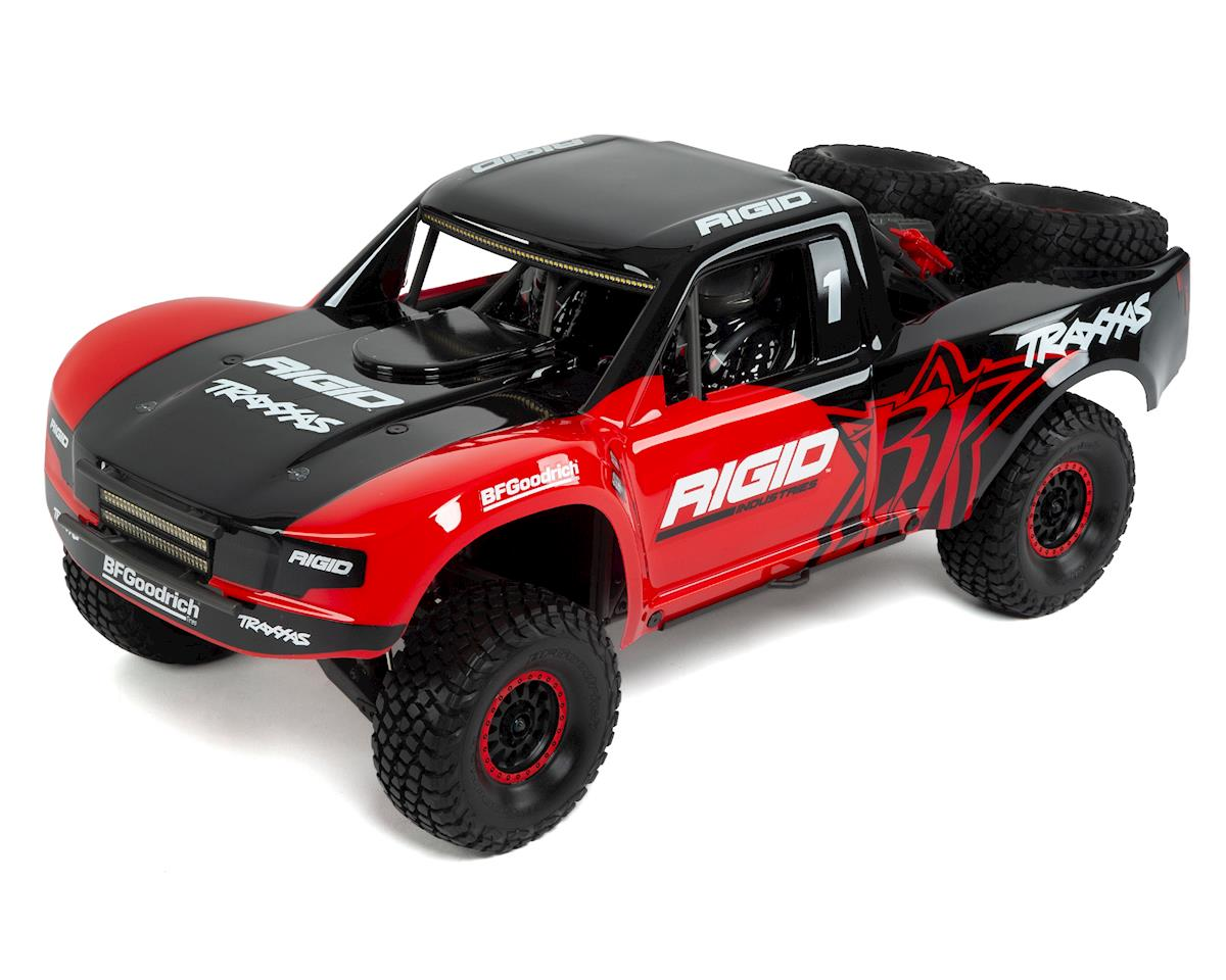 Traxxas Unlimited Desert Racer UDR 6S RTR 4WD Race Truck (Rigid Industries)