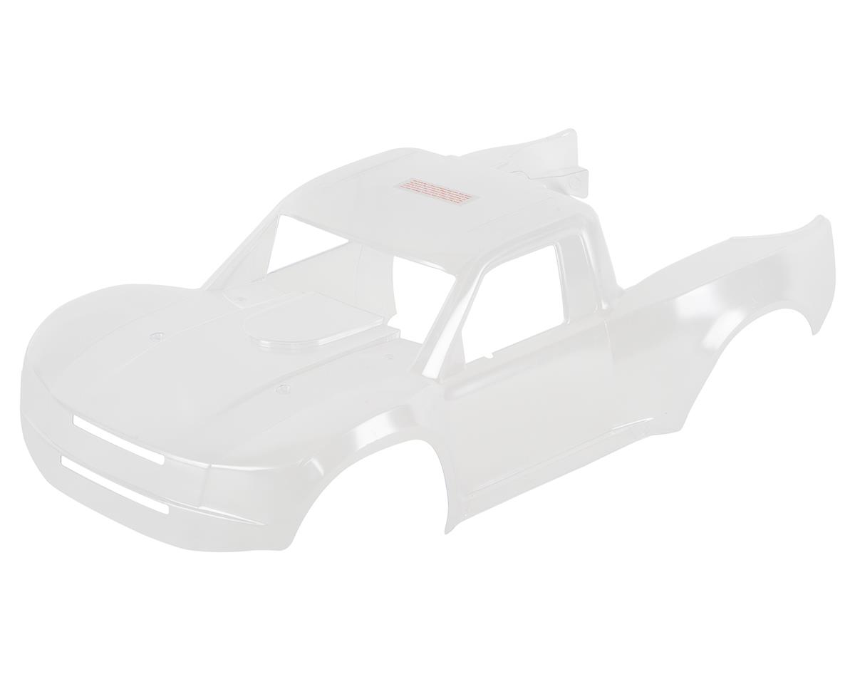 Unlimited Desert Racer Desert Truck Body (Clear) by Traxxas