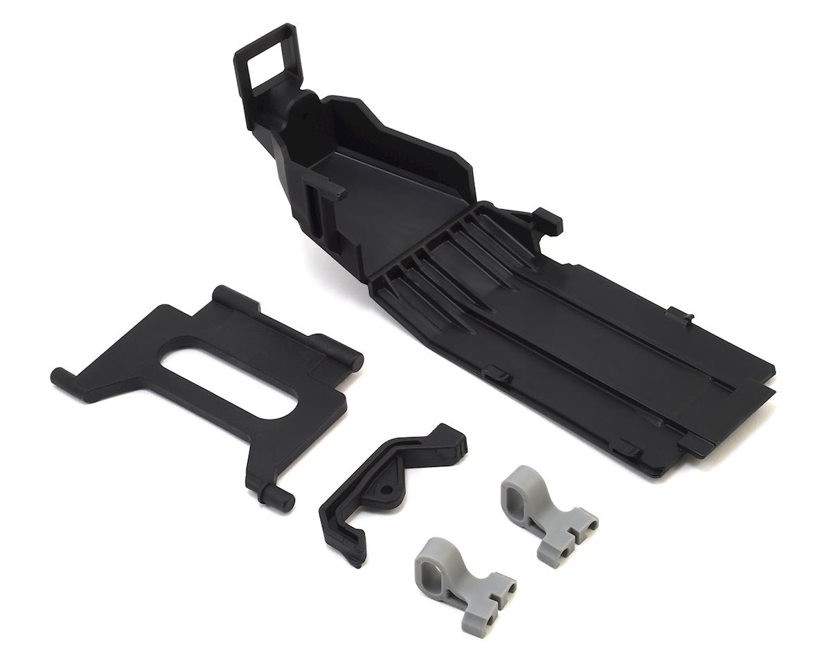 Unlimited Desert Racer Battery Door & Strap Set by Traxxas
