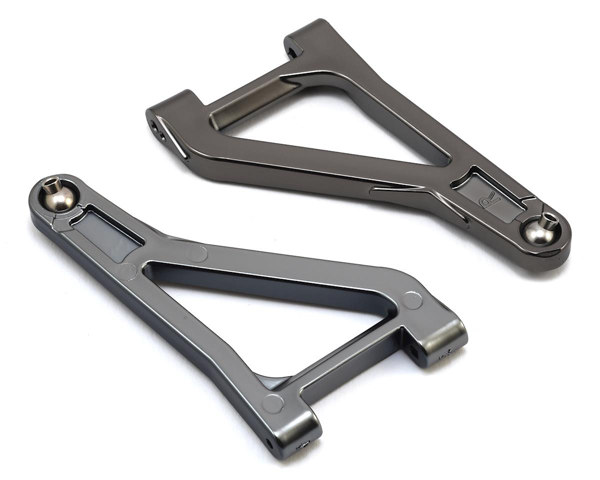 Traxxas Unlimited Desert Racer Upper Suspension Arm (2) (Satin Black)