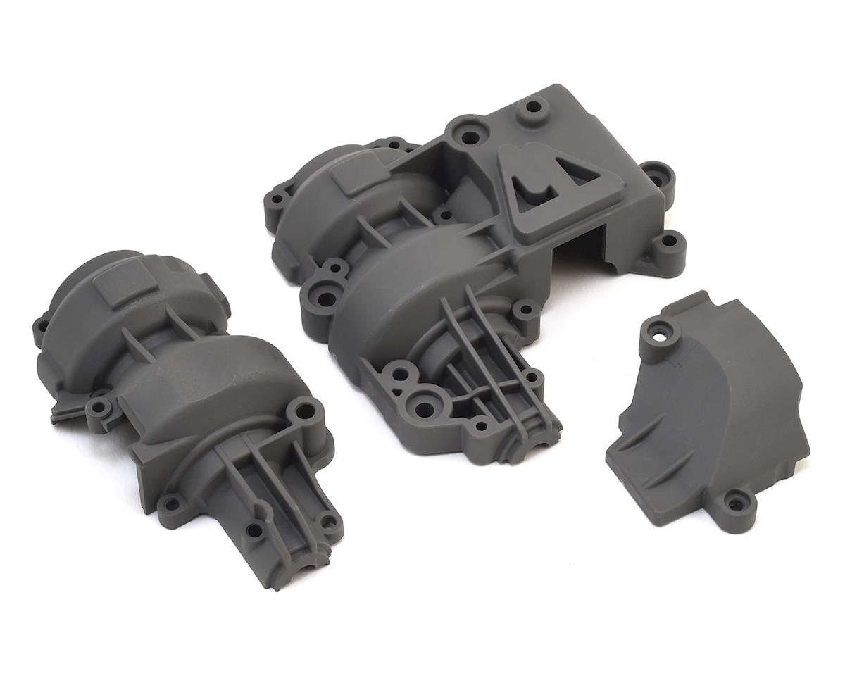 Traxxas Unlimited Desert Racer Gearbox Housing Set