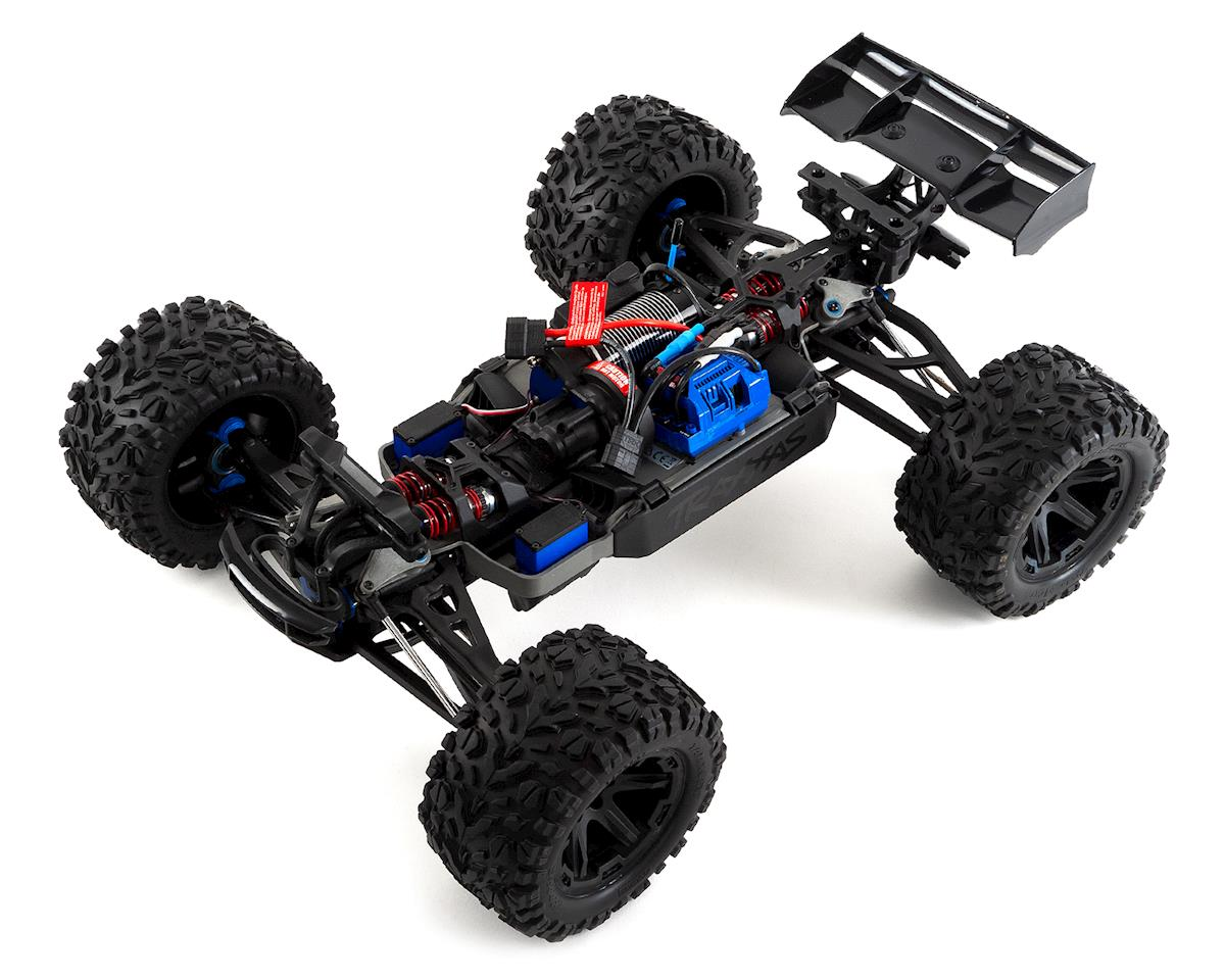Image 2 for Traxxas E-Revo VXL 2.0 RTR 4WD Electric 6S Monster Truck (Blue)
