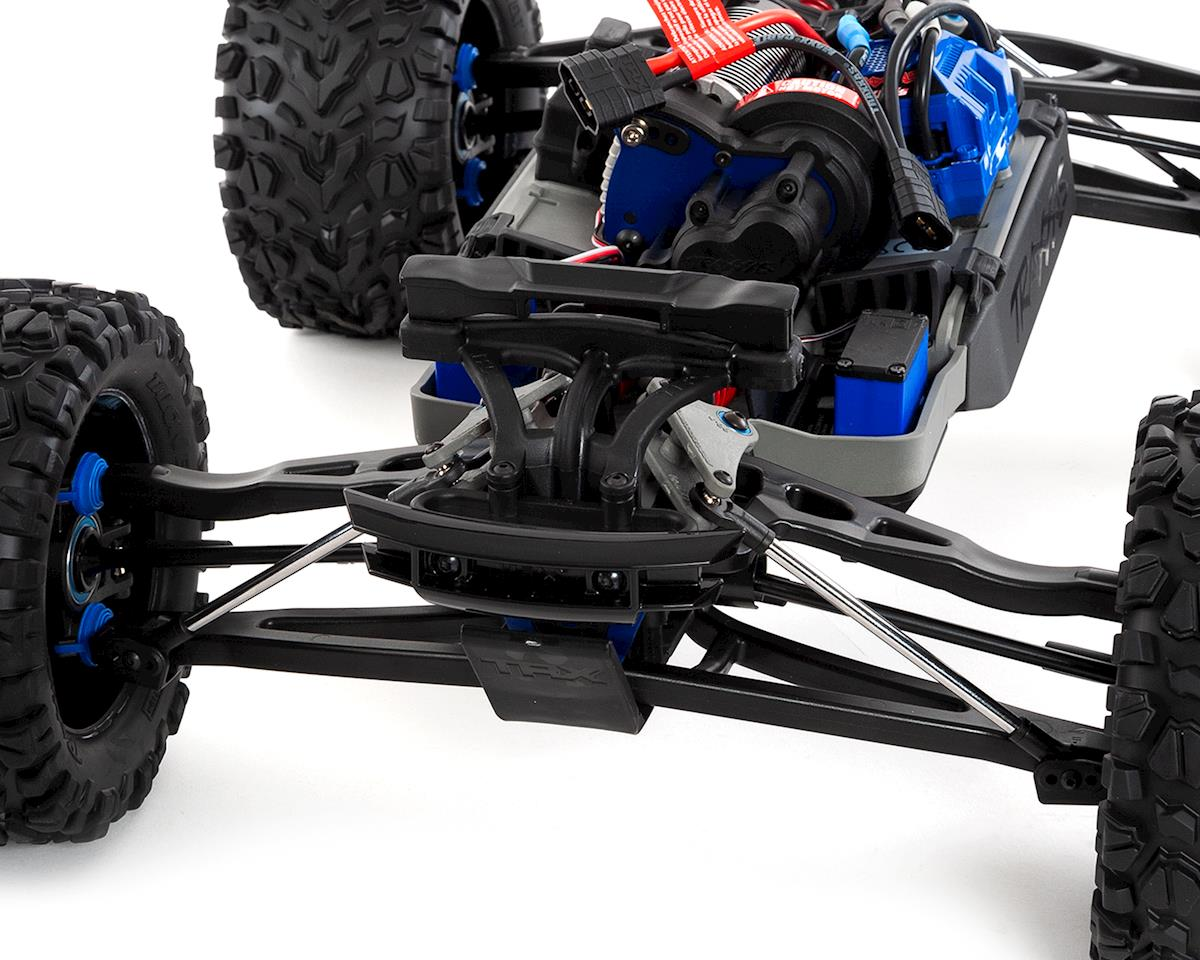 Image 3 for Traxxas E-Revo VXL 2.0 RTR 4WD Electric 6S Monster Truck (Blue)