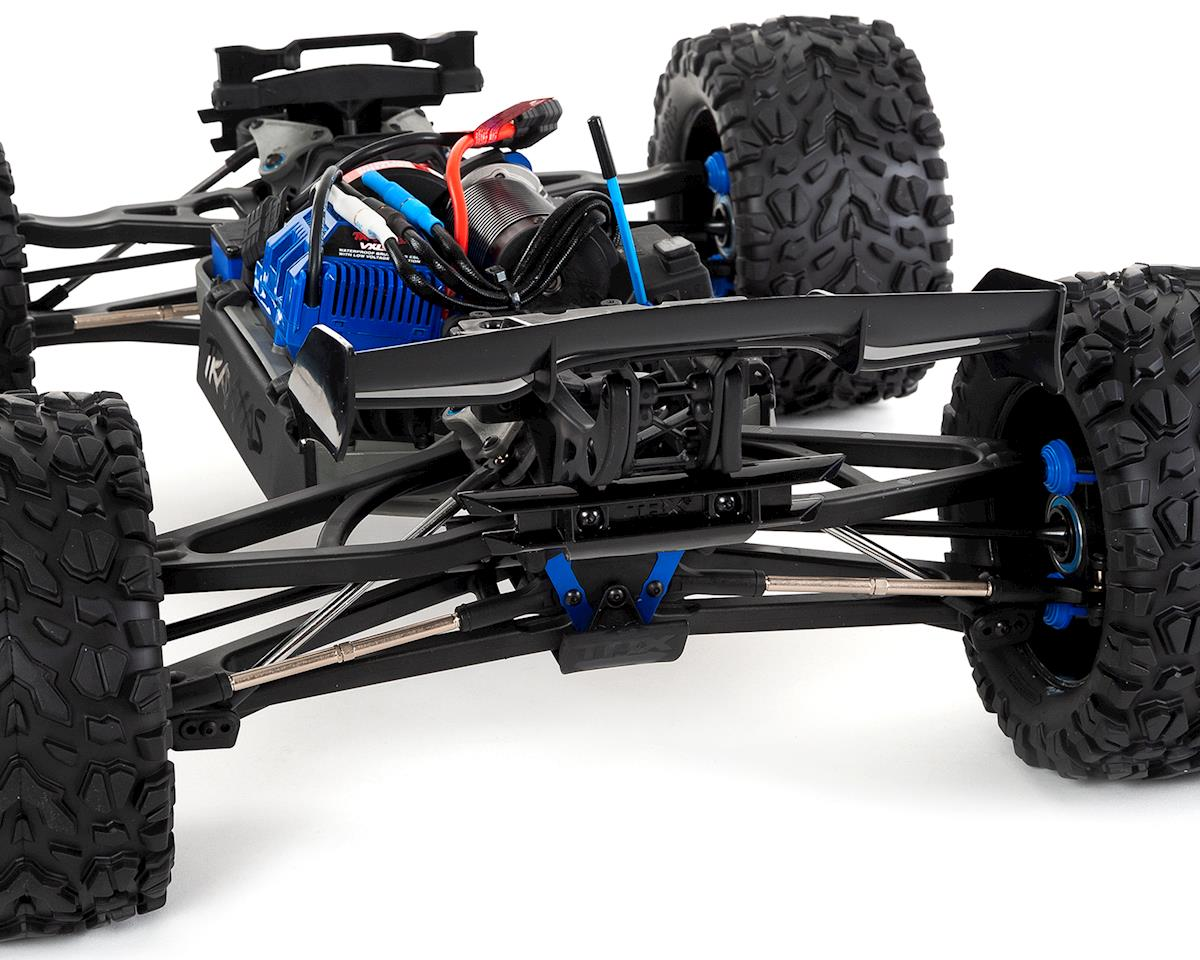 Image 4 for Traxxas E-Revo VXL 2.0 RTR 4WD Electric 6S Monster Truck (Blue)