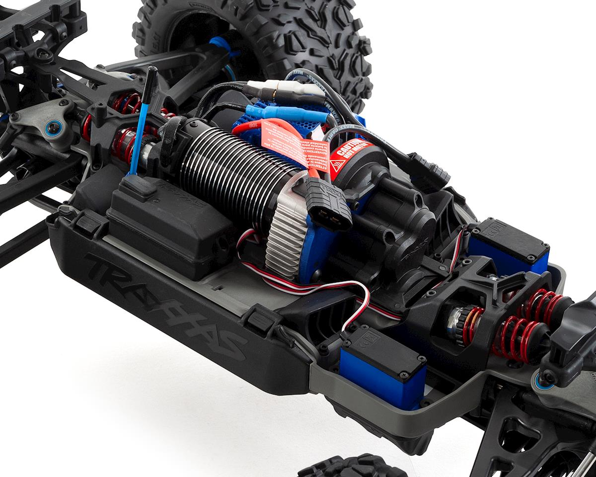 Image 5 for Traxxas E-Revo VXL 2.0 RTR 4WD Electric 6S Monster Truck (Blue)