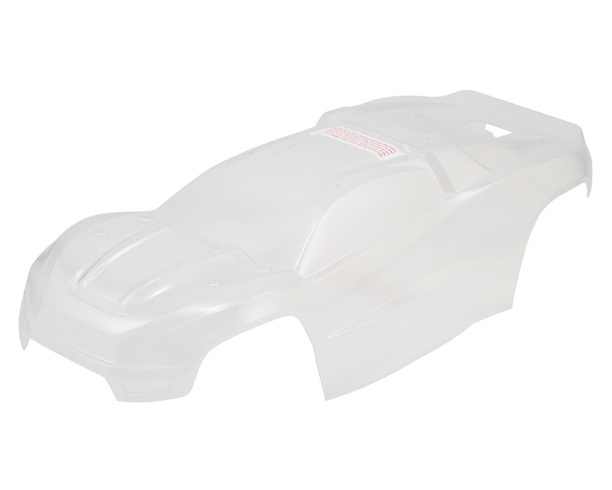 E-Revo VXL 2.0 Monster Truck Body (Clear) by Traxxas
