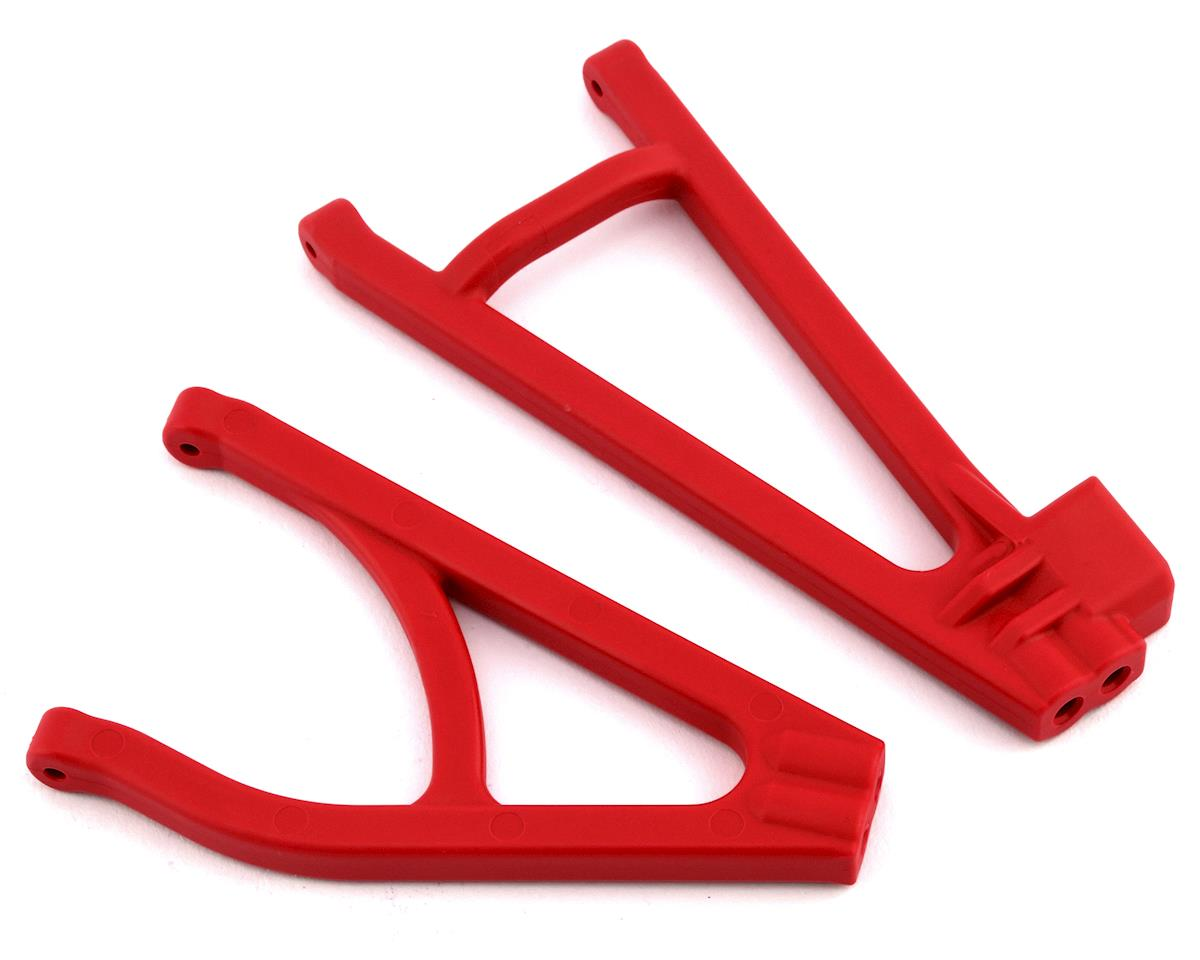 red Left /& Right 2 Traxxas Suspension arms Front//Rear Heavy Duty, Cold Weather Material