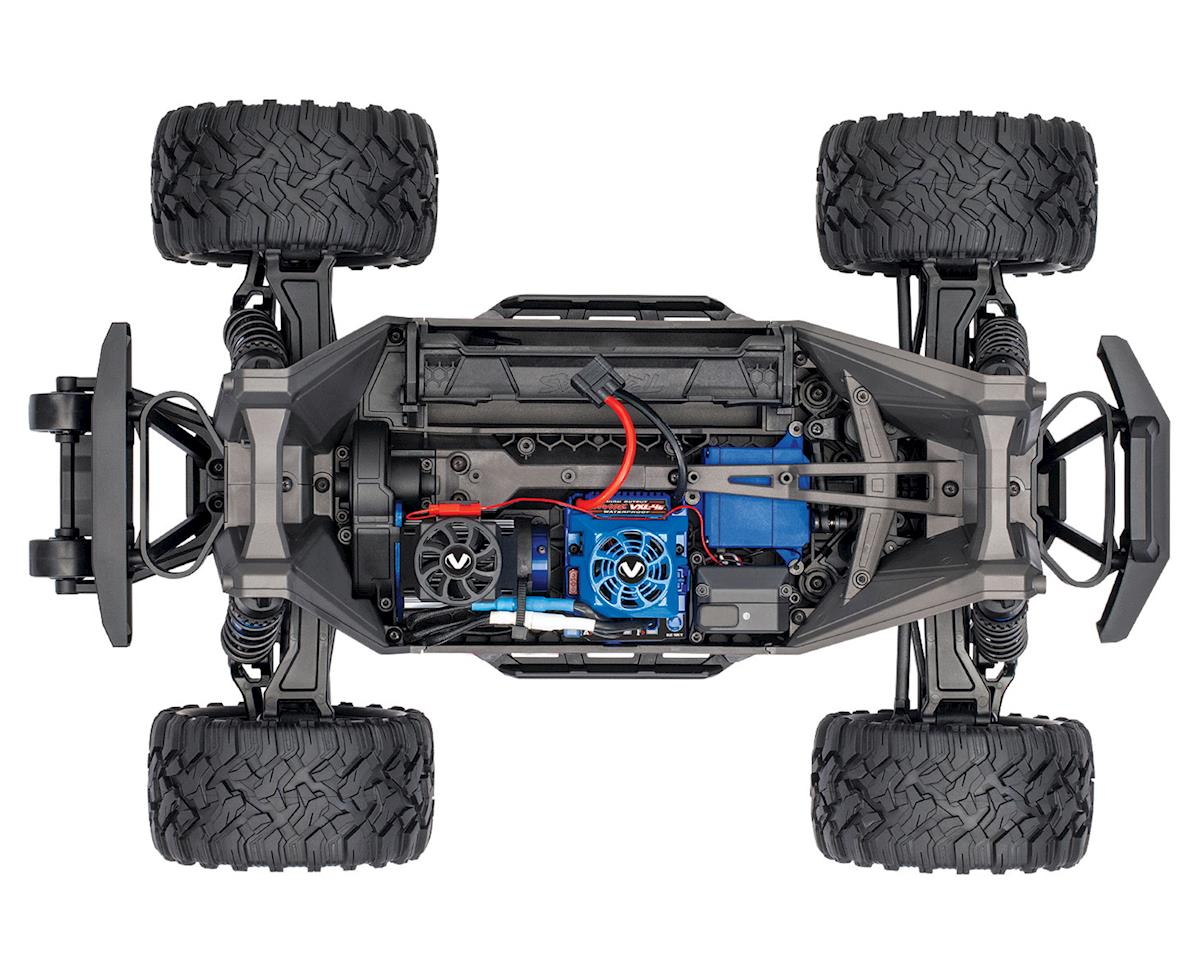 Traxxas Maxx 1/10 Brushless RTR 4WD Monster Truck (Red)