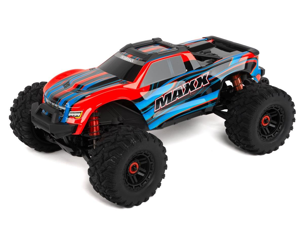 Traxxas Maxx TRX89076-4-REDX