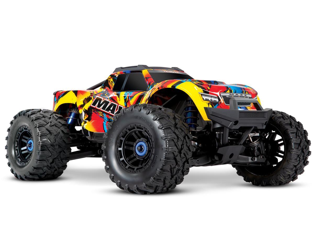 Traxxas Maxx TRX89076-4-SLRF