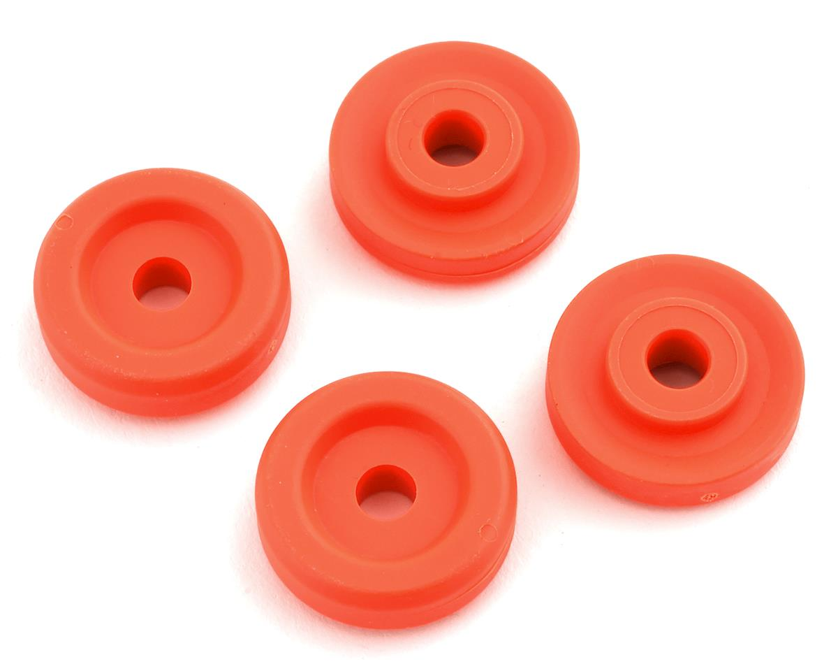 Traxxas Maxx Wheel Washers (Orange) (4)