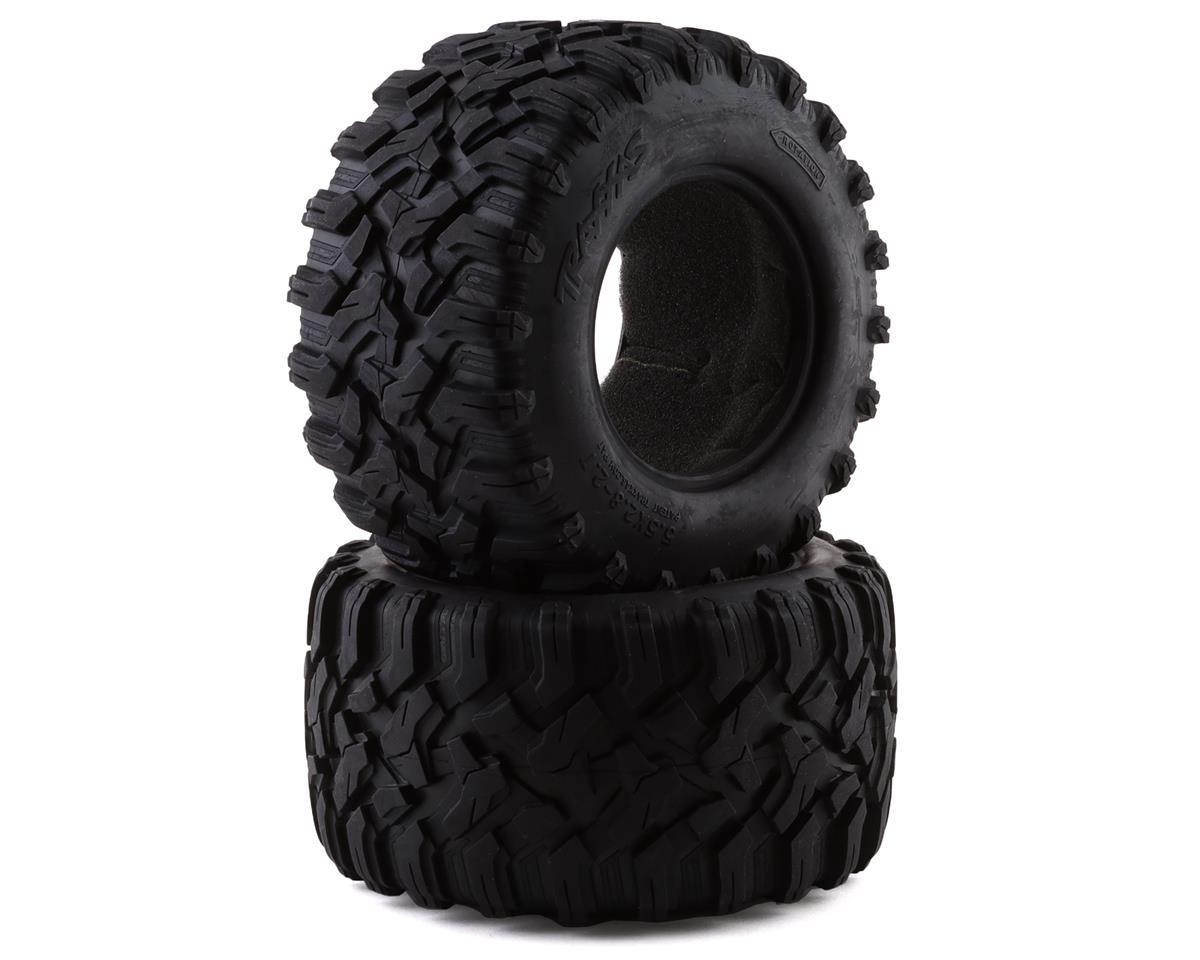 """Traxxas Maxx 2.8"""" All-Terrain Tires (2)"""