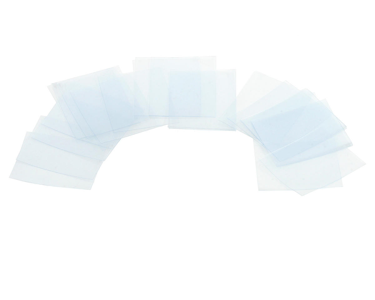Team Trinity Pre-Cut Single Cell Shrink Wrap (10)
