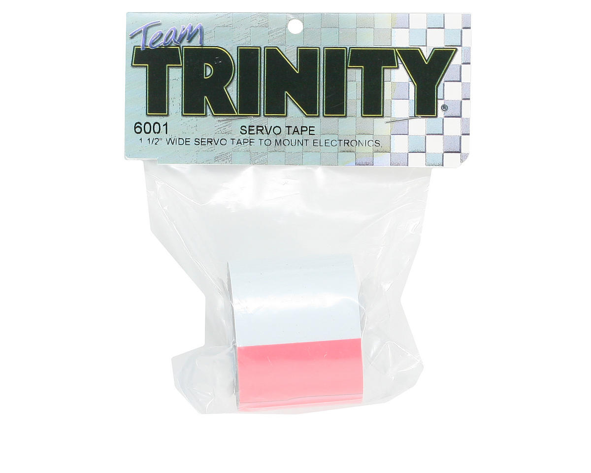 "Team Trinity 1-1/2"" Servo Tape (Wide)"
