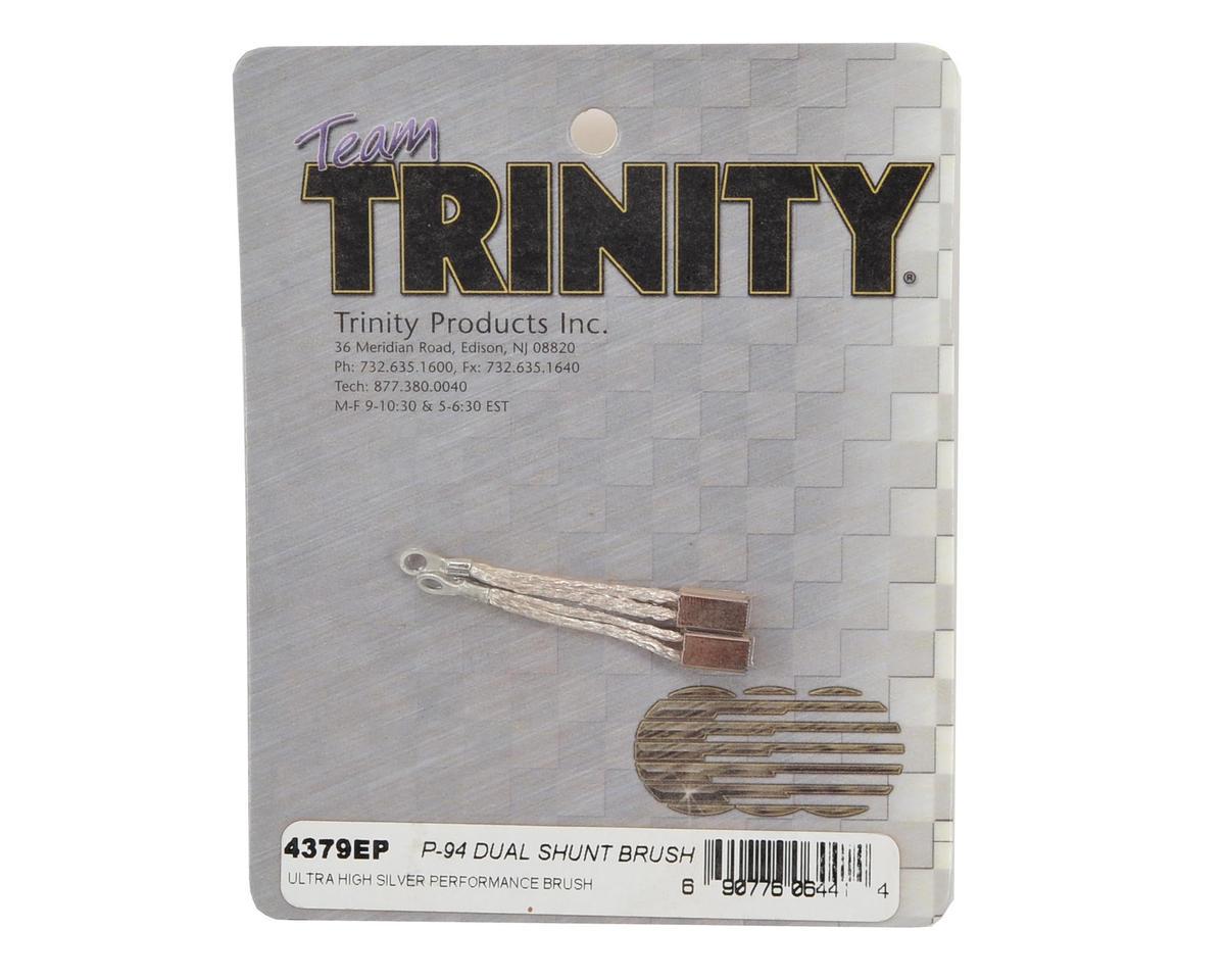 Team Trinity P94 Dual Shunt Brush w/Terminal