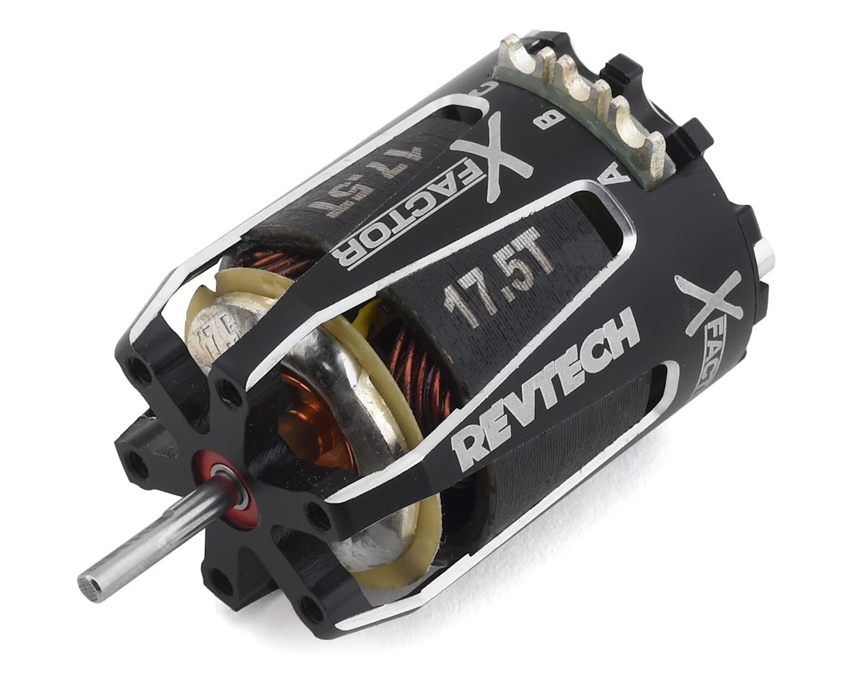 "Trinity Revtech ""X Factor"" ""Certified Plus"" Off-Road RPM Brushless Motor (17.5T)"