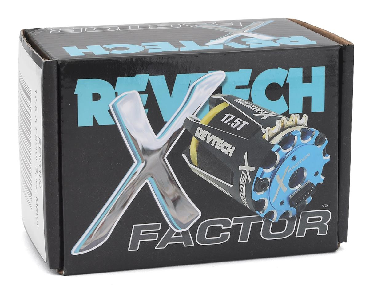 "Trinity Revtech ""X Factor"" Team ROAR Spec Brushless Motor (17.5T)"