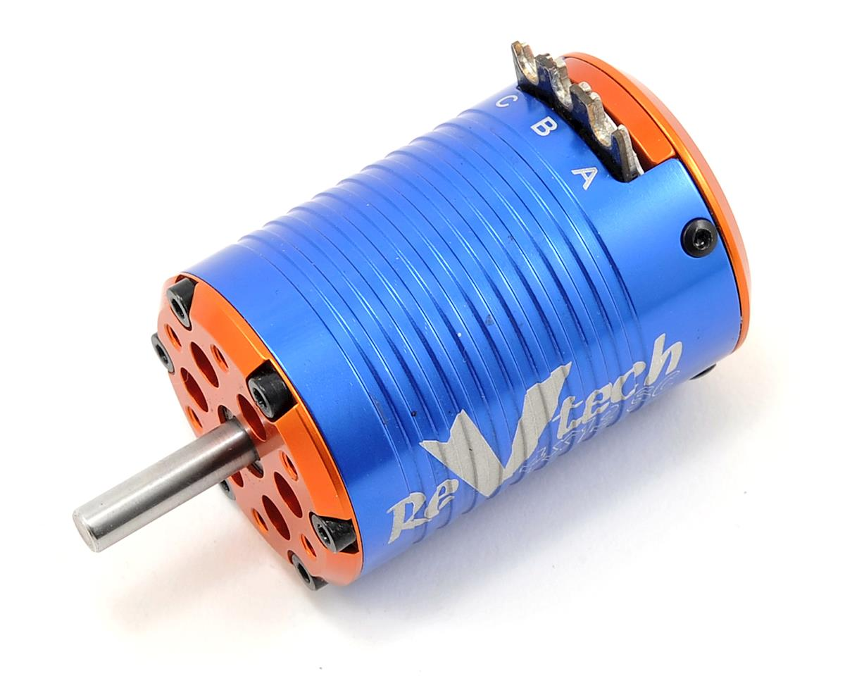 "Team Trinity REVTECH ""4XS"" Quad Magnet 12 Pole 540 Brushless Motor (5mm Shaft) (3800kV)"