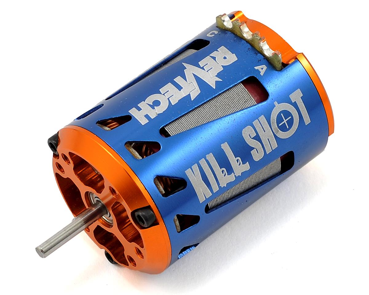 "Team Trinity REVTECH ""Kill Shot"" High Torque ROAR Brushless Motor (13.5T)"