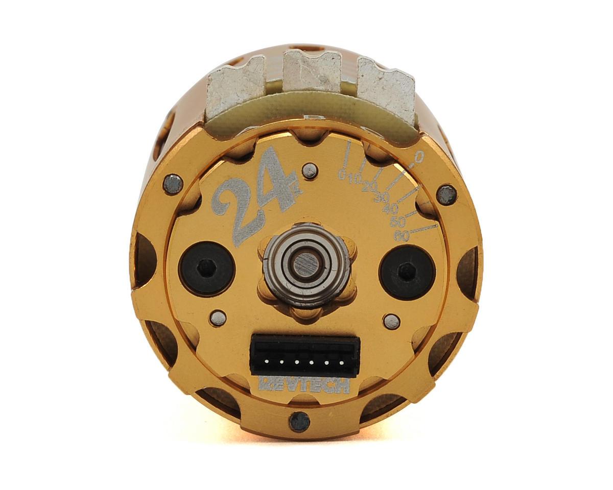 Team Trinity 24K Short Stack Brushless Motor (13.5T)