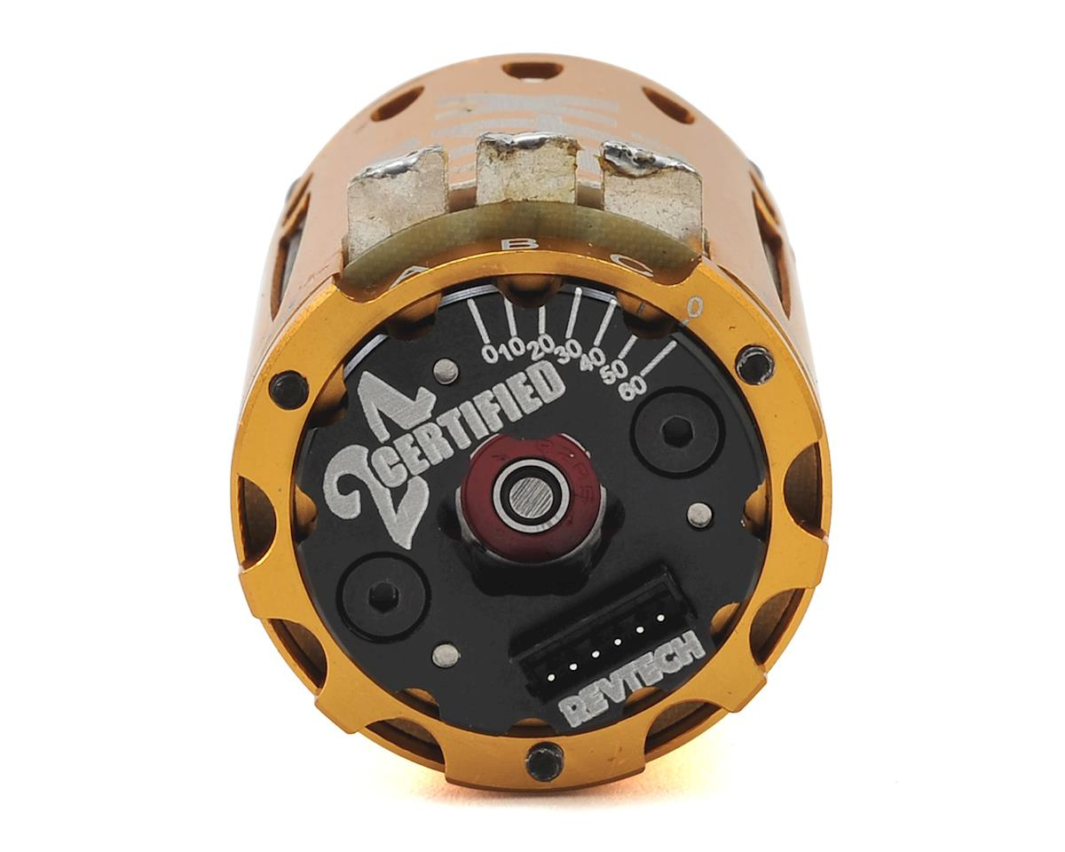 "Team Trinity 24K ""Certified Plus"" 2-Cell Off-Road Brushless Motor (13.5T)"