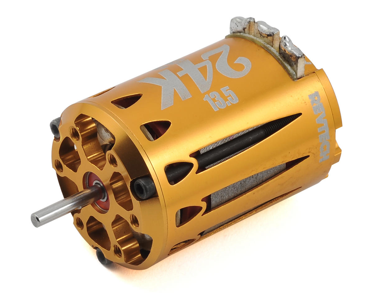 "Team Trinity 24K ""Certified Plus"" 1-Cell On Road Brushless Motor (13.5T)"