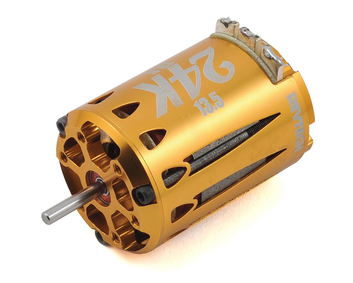 Team trinity 24k certified plus 2 cell touring brushless for Are brushless motors better