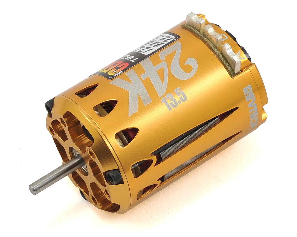 "Team Trinity 24K ""Certified"" Short Stack Brushless Motor (13.5T)"