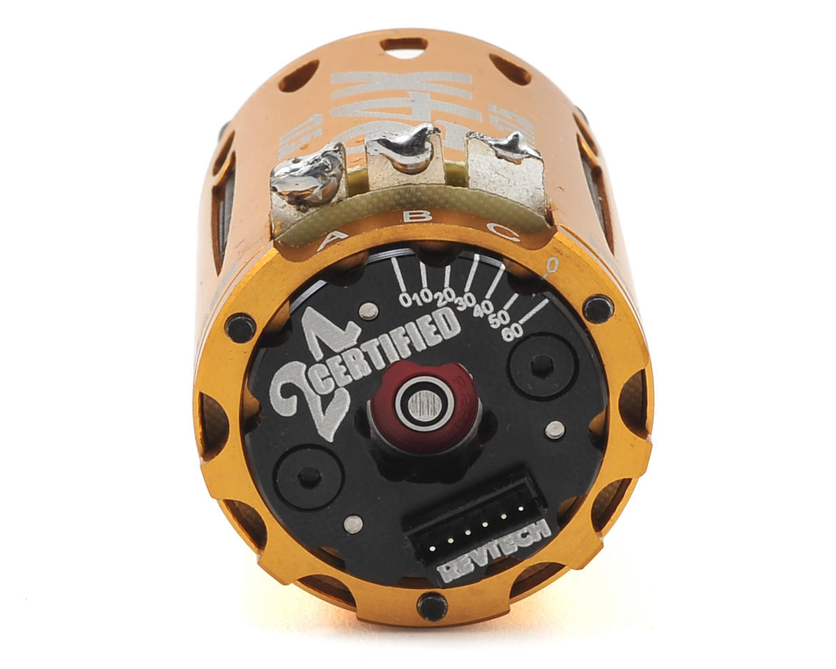 "Team Trinity 24K ""Certified Plus"" 2-Cell Off-Road Brushless Motor (17.5T)"