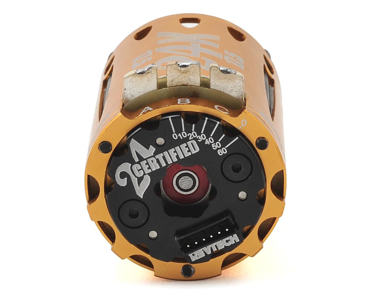 "Team Trinity 24K ""Certified Plus"" 2-Cell Touring Brushless Motor (17.5T)"