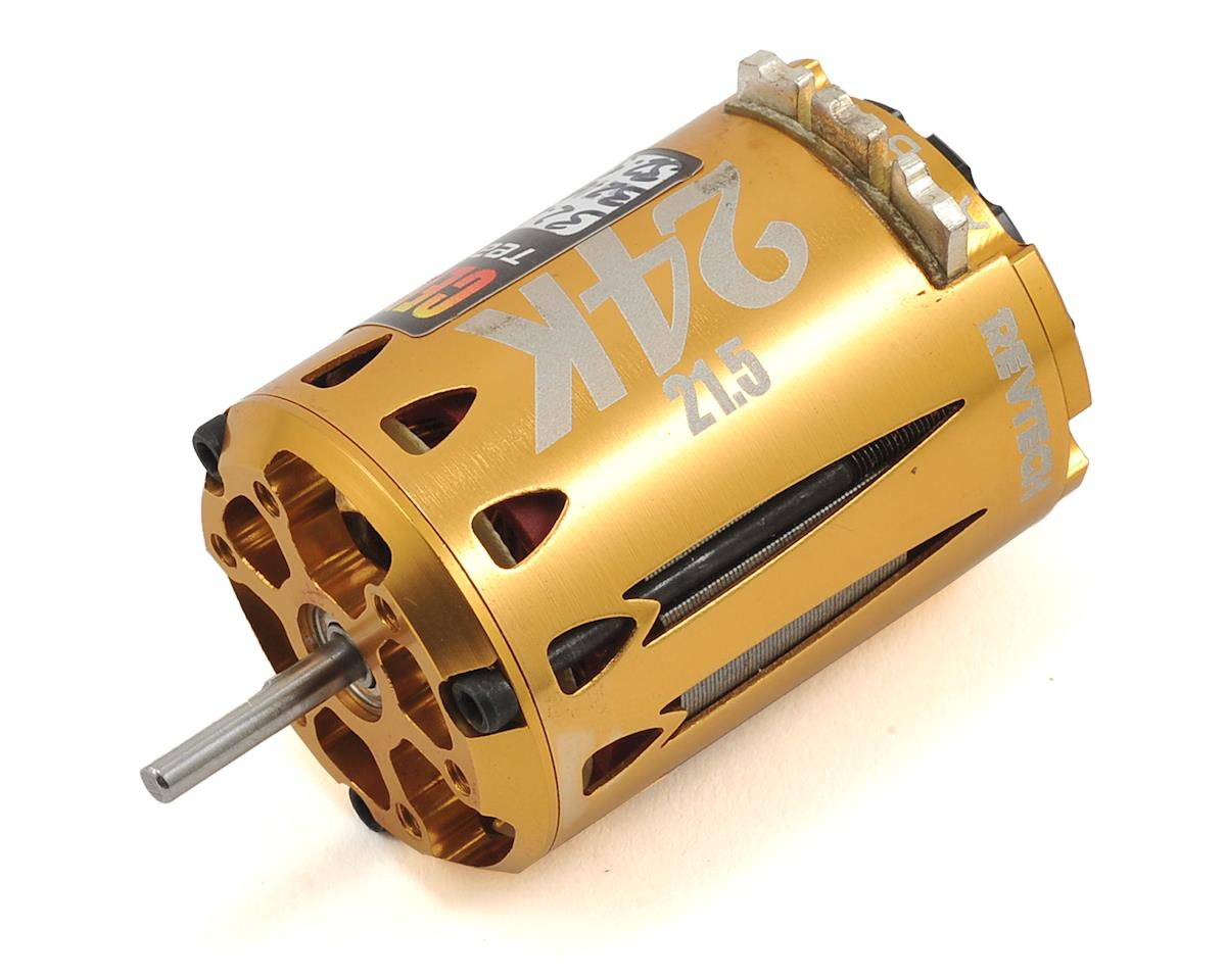 "Team Trinity 24K ""Certified"" Short Stack Brushless Motor (21.5T)"