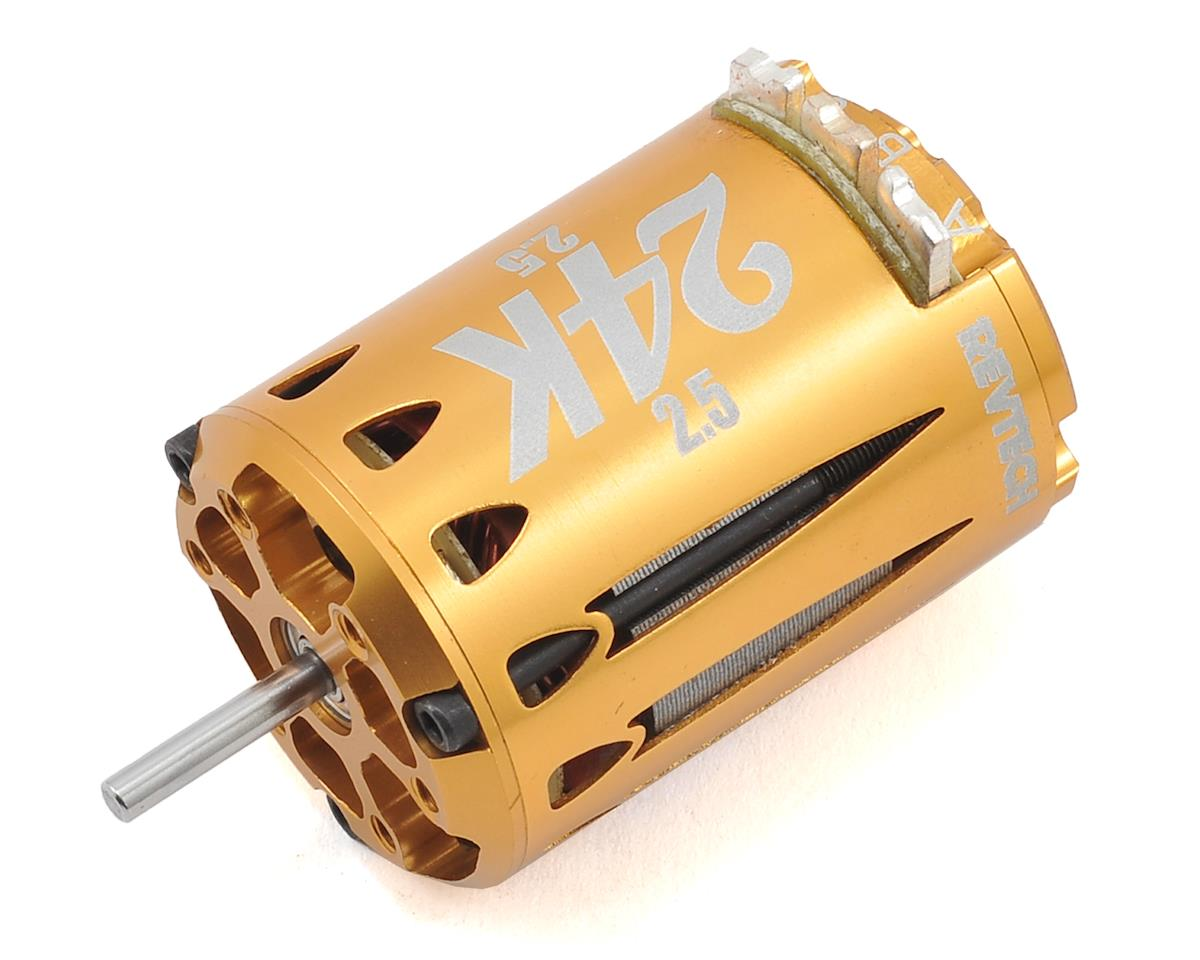 Team Trinity 24K Modified Brushless Motor (2.5T)