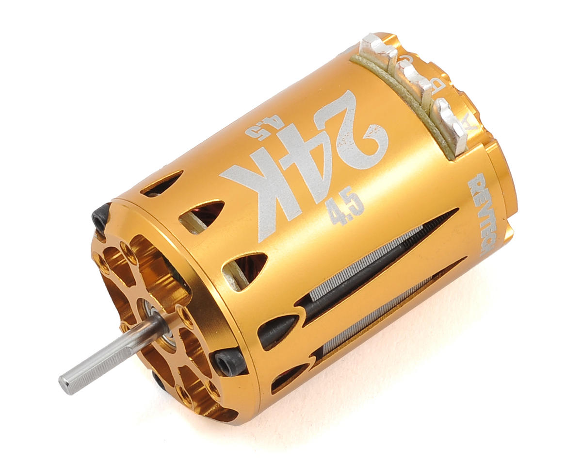 Team Trinity 24K Modified Brushless Motor (4.5T)