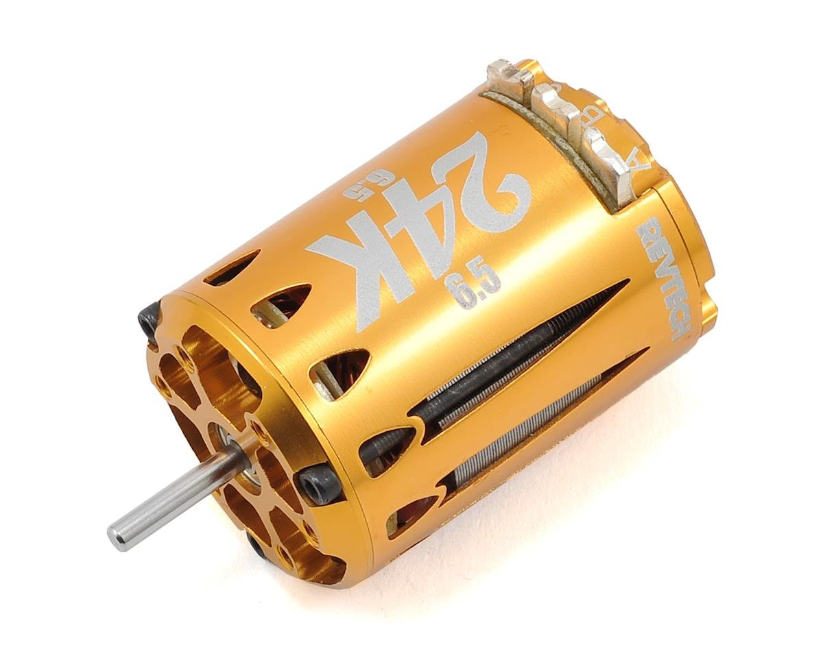 24K Modified Brushless Motor (6.5T) by Team Trinity