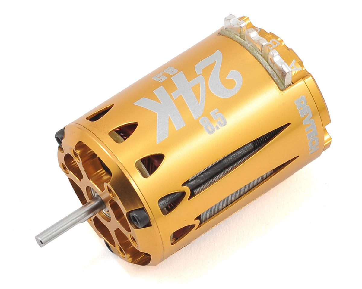 24K Modified Brushless Motor (8.5T) by Team Trinity