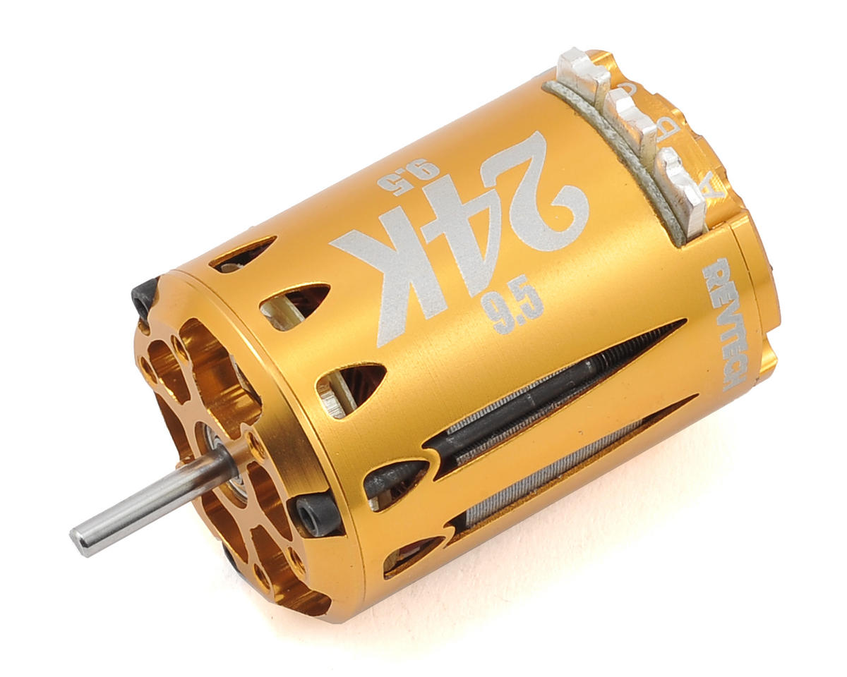 Team Trinity 24K Modified Brushless Motor (9.5T)