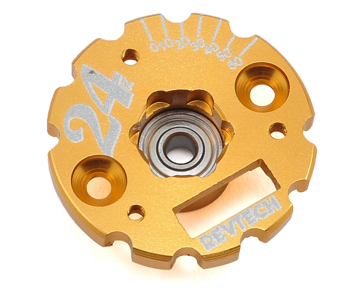 Team Trinity 24K Timing End Plate w/Ball Bearing