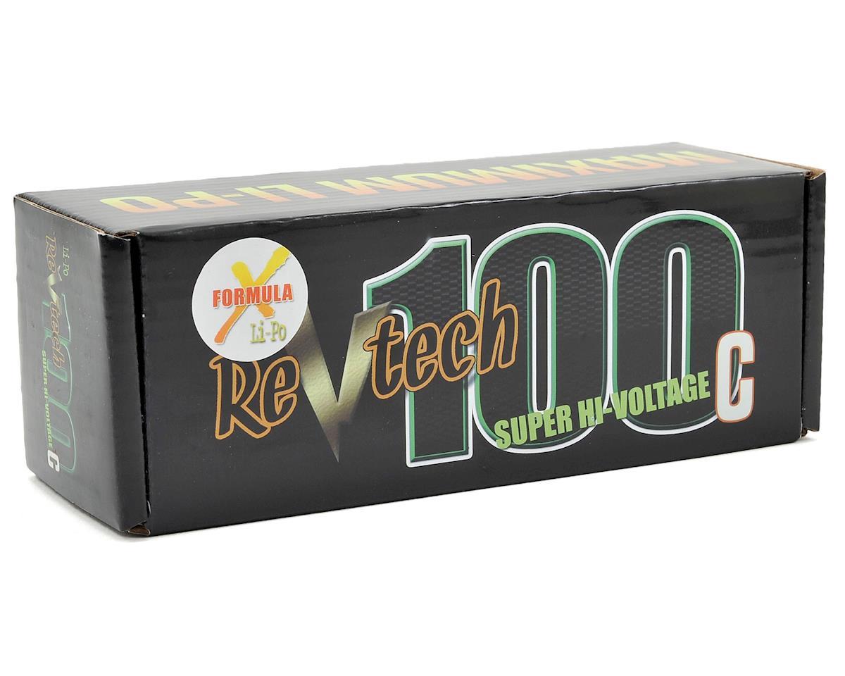 Team Trinity REVTECH Formula X 3S 100C Hardcase LiPo Battery (11.1V/6000mAh)