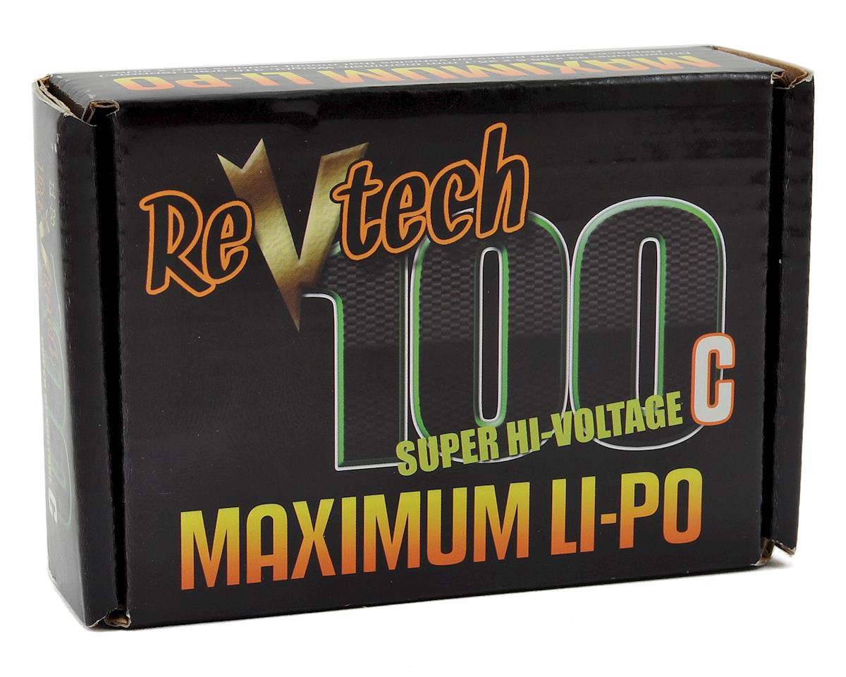 Team Trinity REVTECH Formula X The Brick 2S 100C LiPo Battery (7.4V/6000mAh)